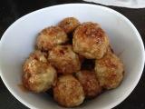 Firecracker meatballs
